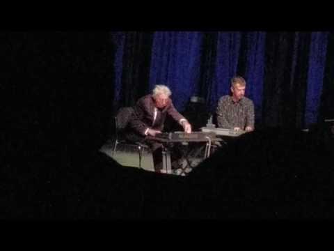 Harold Budd, Bradford Ellis, Veda Hille - Aurora Teardrops (Live 8/21/16)
