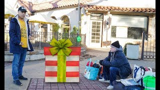 Grant Homeless People Their Christmas Wishes!