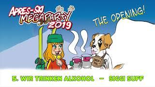 Apres Ski Megaparty 2019  Das komplette Album