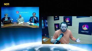 Entrevista a Gral. Rene Yandun / Dr. Fabricio Villamar / Héctor Muñoz.