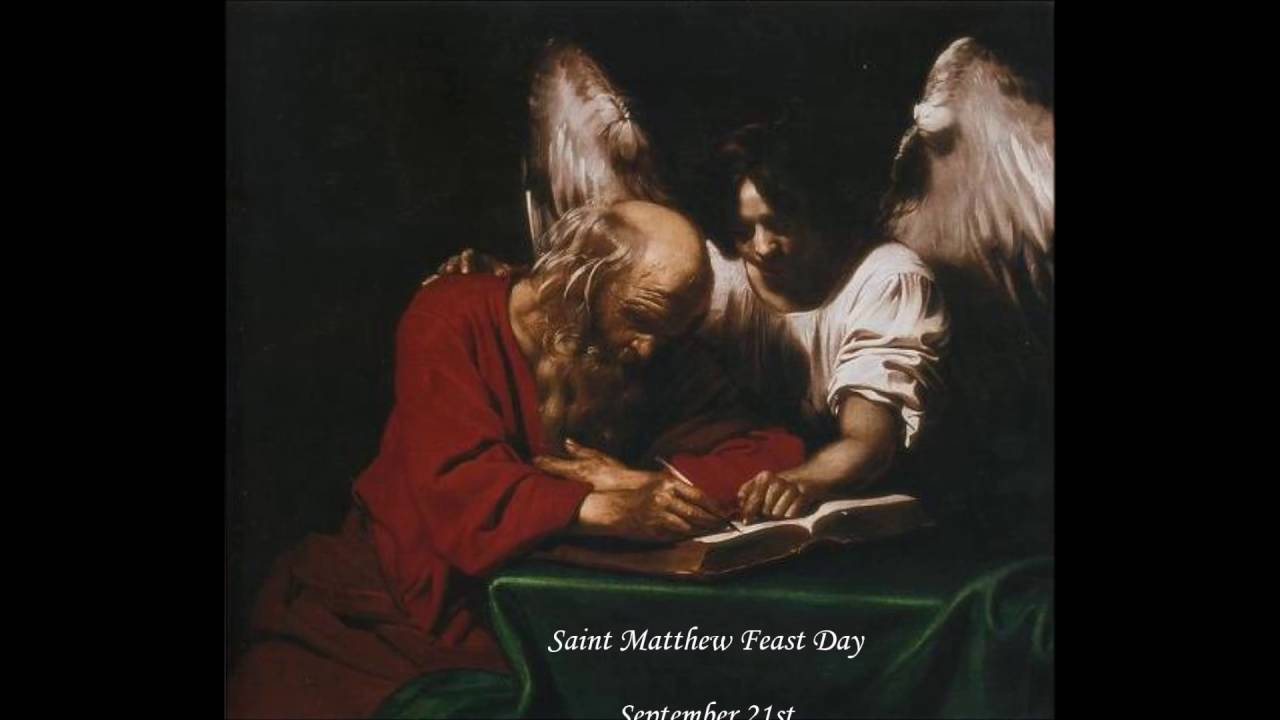 Sermon Feast Day Saint Matthew September 21st