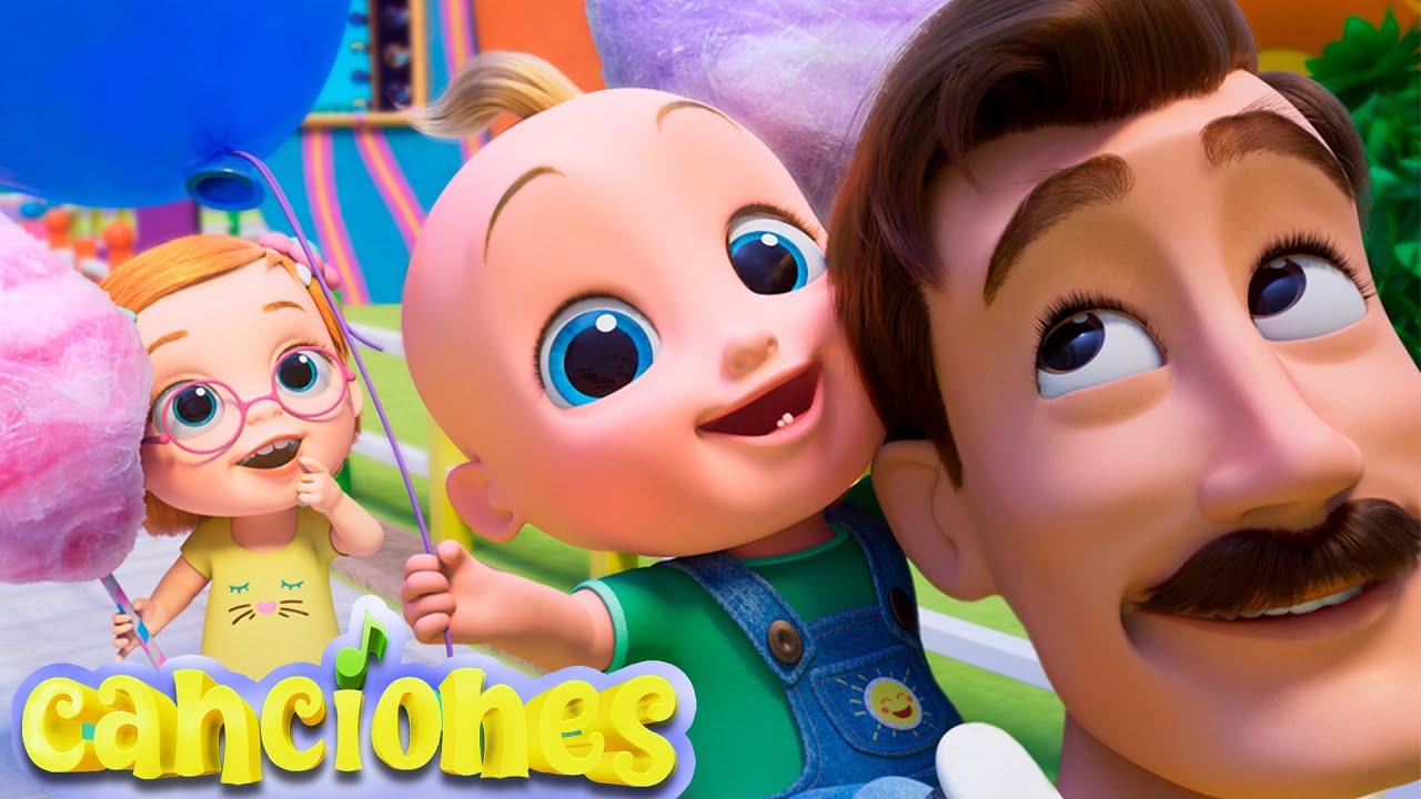 Johny, Johny ¿Sí, papá? en español  | Canciones Infantiles LooLoo