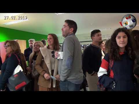 VILA NOVA DA BARQUINHA – Agrupamento de Escolas inaugurou Sala de Ambientes Educativos Inovadores cv