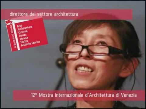 Biennale Architettura - Kazuyo Sejima