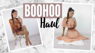 BOOHOO TRY-ON HAUL │2017