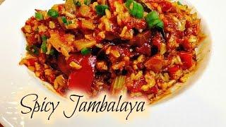 Spicy Jambalaya  DinnerThyme