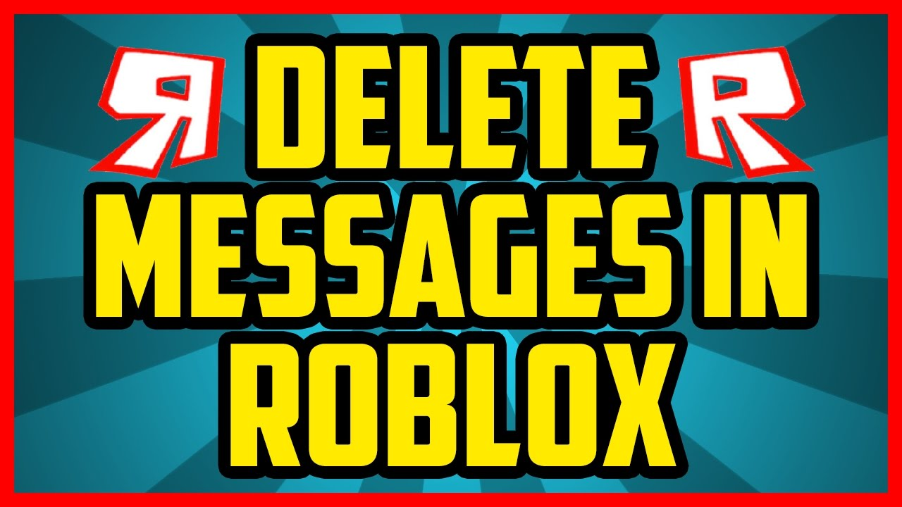 how to delete your game in roblox