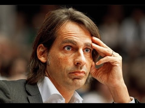 Richard David Precht  -  Das blaue Sofa -  Frankfurter Buchmesse 2017