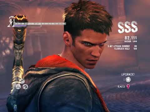 Dmc Devil May Cry Gameplay |