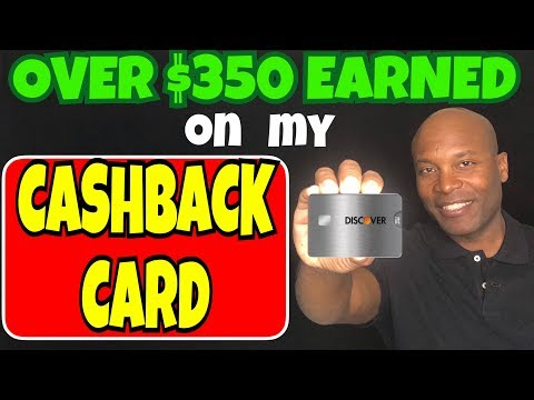 CASHBACK with Discover Card