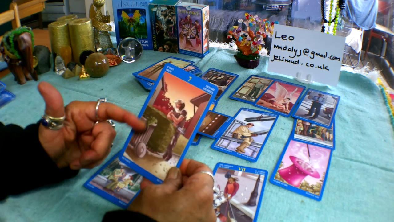 leo weekly 6 to 12 tarot reading