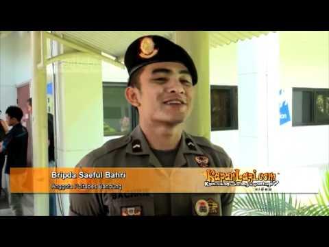 Bripda Saeful Bahri Bintara Berkantong Jendral
