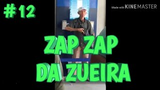 VIDEOS DO ZAP ZAP #12 - TENTE NÃO RIR - JULHO/2019