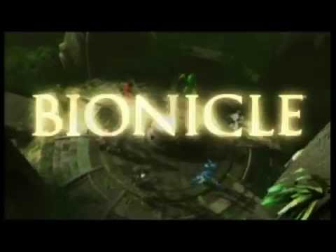 Bionicle the game (small cd trailer)