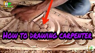 How to drawing carpenter