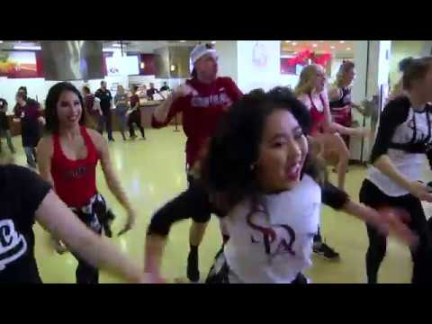 CWU Flash Mob: You Are Welcome Here