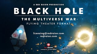 Trailer Black Hole – The Multiverse War Flying Theater Movie