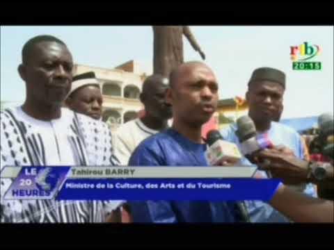 Culture - Inauguration des personnalités du Burkina Faso à Dori