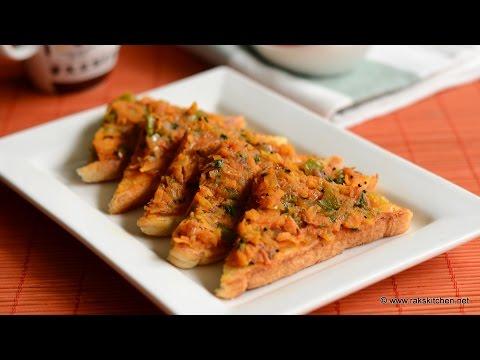 Masala toast, iyengar bakery style bread masala toast