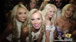 ТАНЦЕВАЛЬНЫЙ РАЙ 86 (Tantsuparadiis 86) - QUEST PISTOLS SHOW Live, 6 may 2016 club HOLLYWOOD
