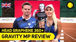 HEAD Gravity MP Review | Racket Review | Tennis-Point