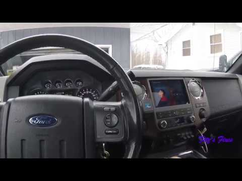 Ipad Truck Radio Conversion
