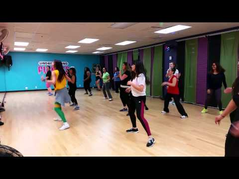 Dance Fusion Fitness with Daliah