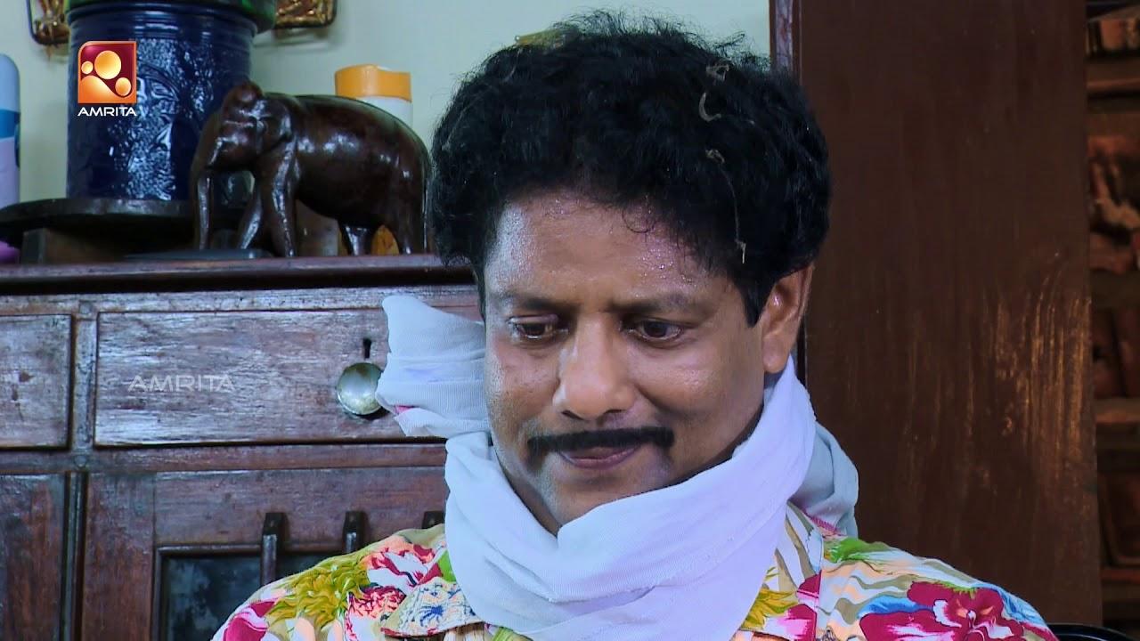 "Aliyan vs Aliyan | Comedy Serial | Amrita TV | Ep : 356 | ""ബി നിലവറ  "" [2018]"