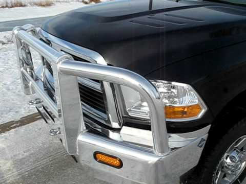 HERD Heavy Duty Bumper Replacement Grille Guard For Dodge Ram 2500/3500    YouTube