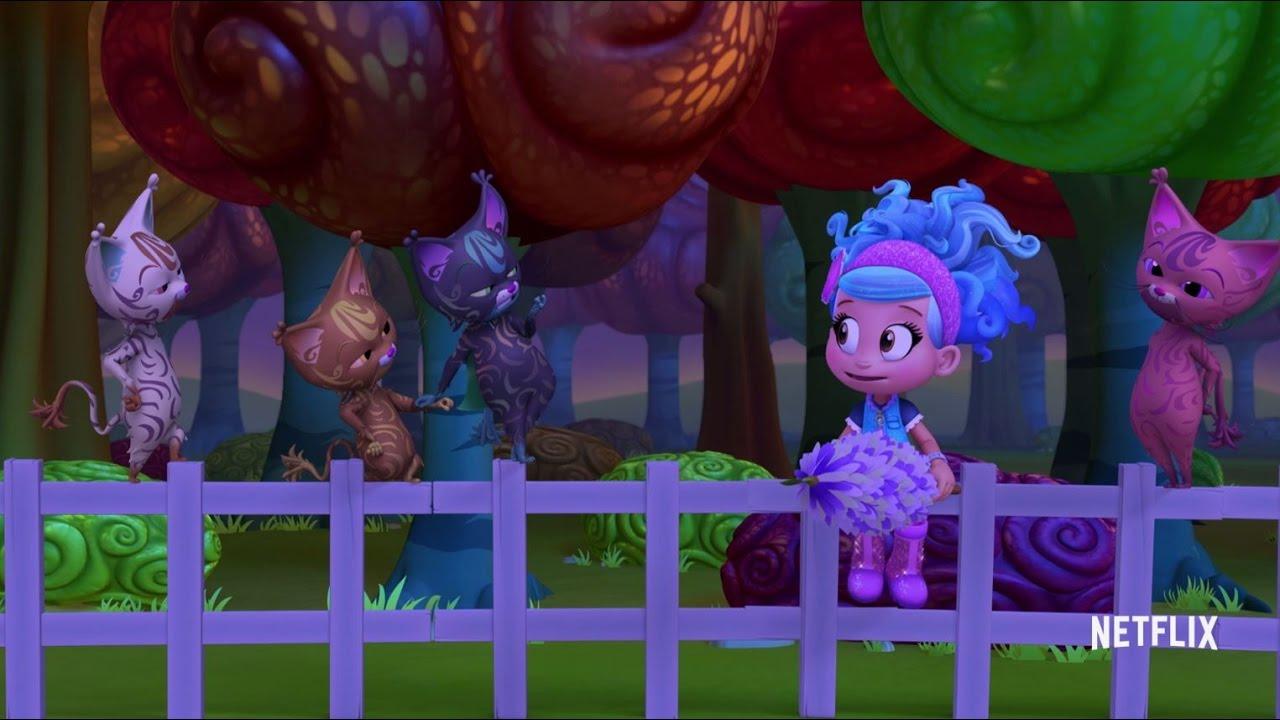 Luna Petunia - Episode Clip - Stardust