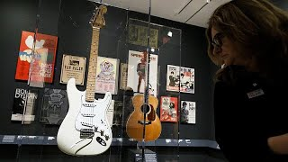 """Play it Loud"": MET celebra o Rock & Roll"