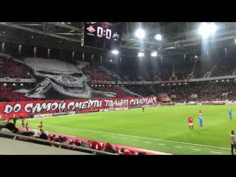 Как фанаты «Спартака» готовили перфоманс на игру с «Зенитом»