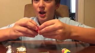 Differ Candy Challange: LEMON HEADS? I AM NOT A LEMON HEAD!