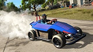 BEST WEAPON EVER, SPECIAL VEHICLES & ULTIMATE HACKS!! (Watch Dogs 2 PC)