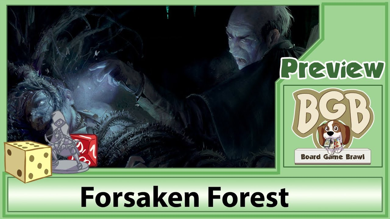 PREVIEW: Forsaken Forest image