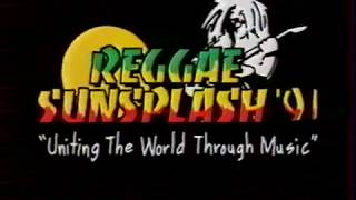 Reggae Sunsplash Music Festival - MONTIGO BAY, JAMAICA -  Best of Sunsplash 1991