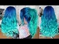 Tubidy Cabelo De Sereia em Degrade, Mermaid Hair passo a passo por Rafael Secolin