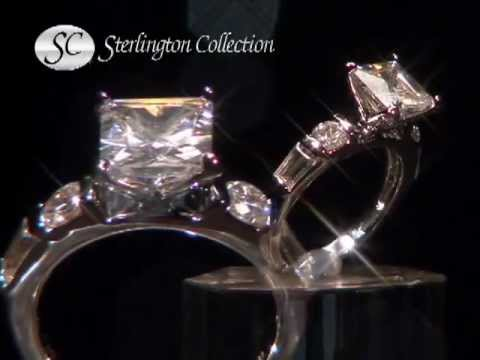 Official Diamond-Z4 Ring Commercial As Seen On TV - Sterlington Collection