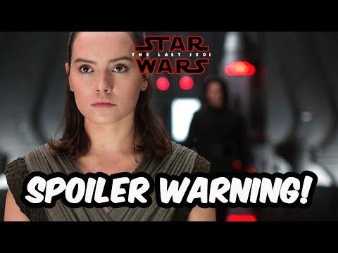 Huge Potential Spoilers! The Last Jedi Rumor Mill #2 - Star Wars