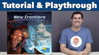 Gambar cover New Frontiers Tutorial & Playthrough - JonGetsGames