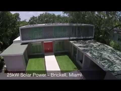 Home Solar Power System – Miami, FL