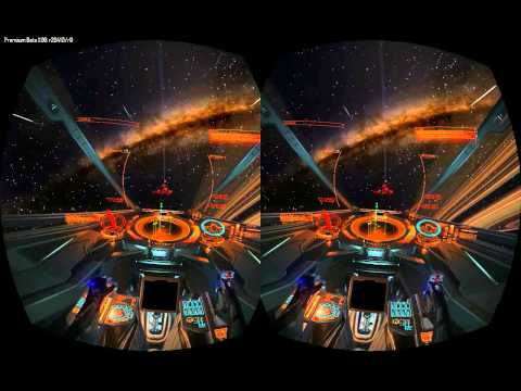 Elite: Dangerous (PB 1)- Taking the Eagle for a Shakedown (Oculus Rift) |
