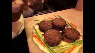 Gluten-free, Soy-free, Vegan Quinoa Burgers