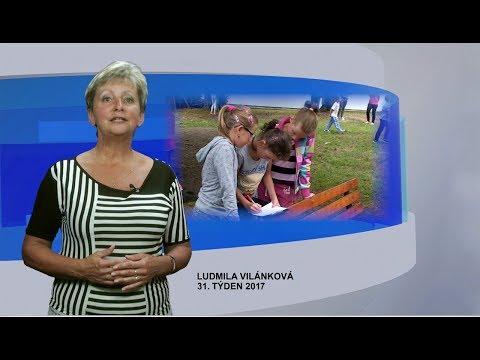 Strakonická TV: Zpravodajství 31/2017