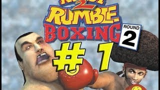 Dreamcast Quick Look: Ready 2 Rumble Round 2 Part 1