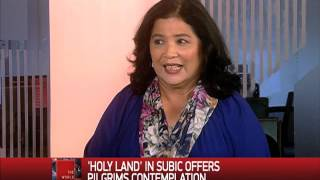 Holy Land in Subic offers spiritual journey for pilgrims