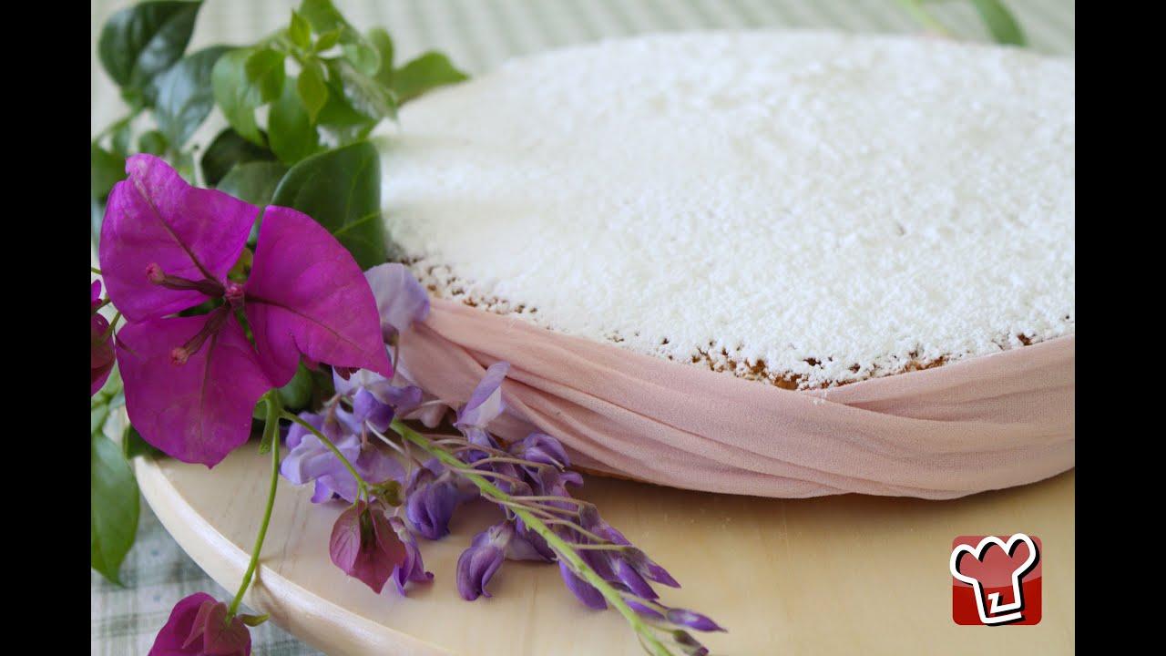 Dolci Da Credenza Torta Paradiso : Ricette di dolci la torta paradiso youtube