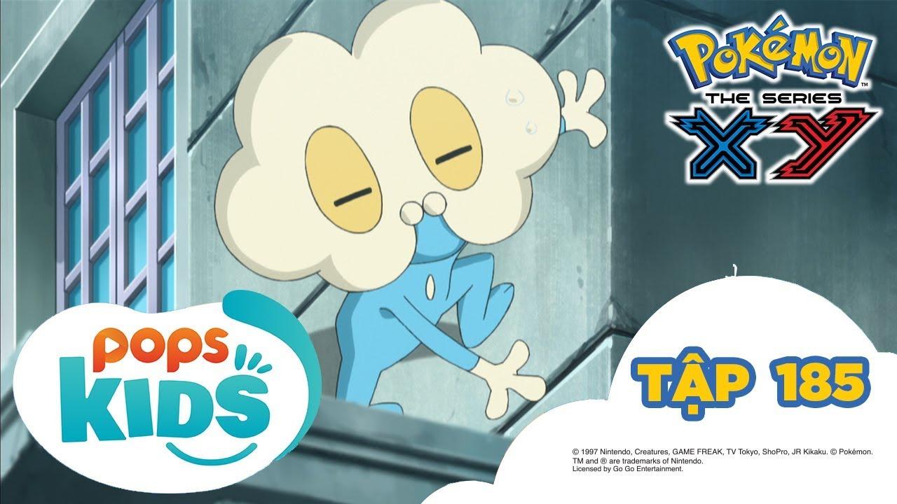 Pokémon Tập 185 – Tiến Đến Vùng Đất Kalos! – Hoạt Hình Tiếng Việt Pokémon S17 XY