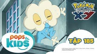 Pokémon Tập 185 - Tiến Đến Vùng Đất Kalos! - Hoạt Hình Tiếng Việt Pokémon S17 XY