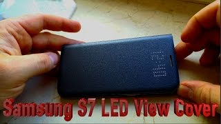 Samsung LED Cover - Samsung Galaxy S7 - Review - German - TheAskarum
